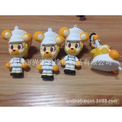 日本品质PU玩具公仔 手机挂件PU公仔