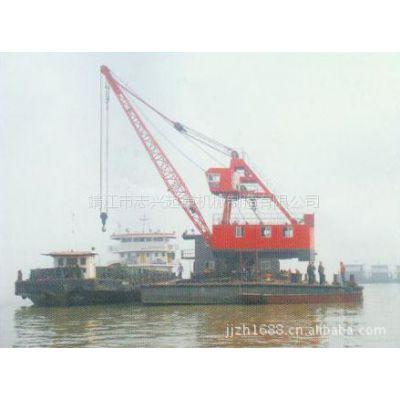 供应船用起重机   挖泥专用   志欣专业生产   质量保证