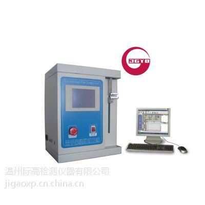 YG001A/003A型电子单纤维强力机