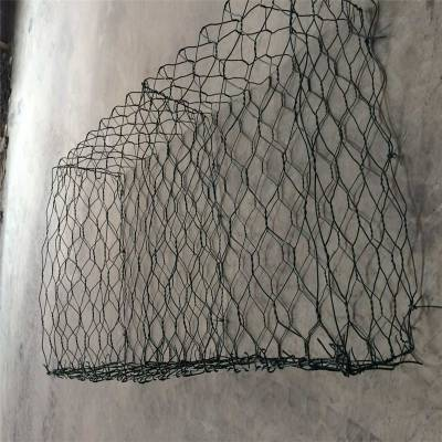 包塑格宾网 护坡铅丝石笼网报价 格宾网护坡施工方案