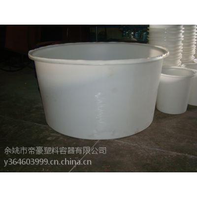 供应浙江3000LPE塑料大圆桶,水泥桶腌制桶批发零售