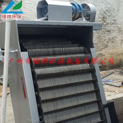 绿烨供应格栅清污机GSLY-500|回转式机械格栅机|污水处理设备