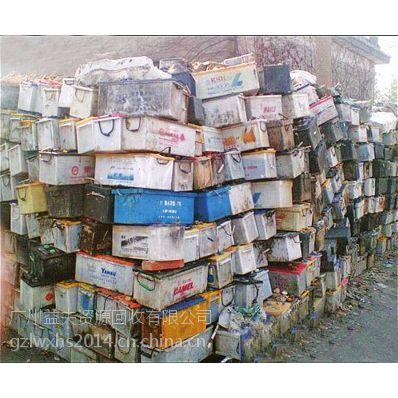 广州蓄电池回收 价高同行20%