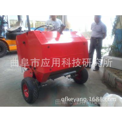 山东科阳牌小型麦秸打捆机自动捆草机大型捆草机中国专利明星企业