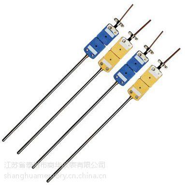 杭州厂家直销铠装插件式热电偶WRNK-171