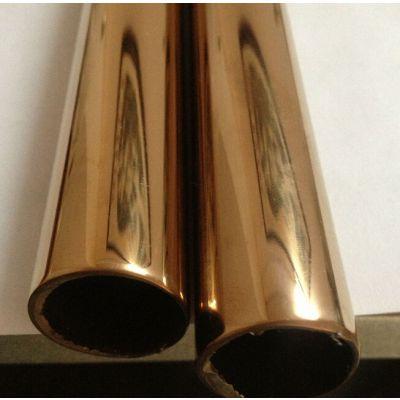 非标304不锈钢管,酒店护栏楼梯扶手,太钢不锈钢电镀管