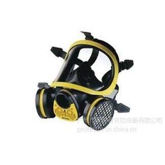 供应斯博瑞安COSMO黄色EPDM双滤盒全面罩,1710641 巴固全面罩 霍尼韦尔大视野全面罩