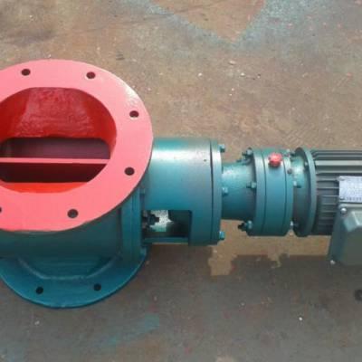鑫佳供应YJD星型卸料器 铸铁叶轮给料机 电动卸灰阀型号齐全