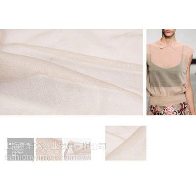 1/56NM 尼龙,人造棉混纺花式纱线
