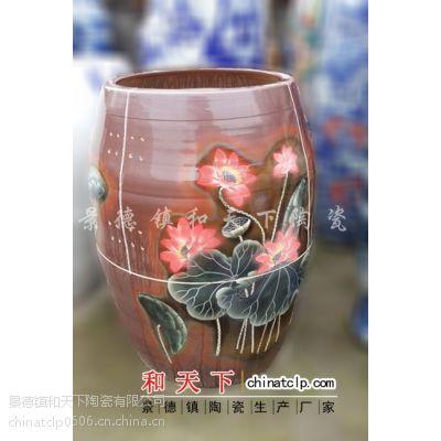 景德镇厂家直销708陶瓷养生瓮