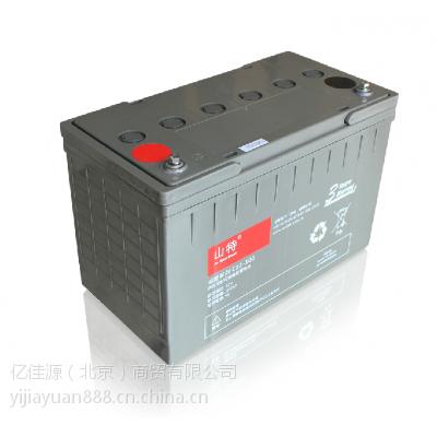 深圳山特蓄电池12v100ah正品ups/eps电池直流屏12伏100安时C12-100