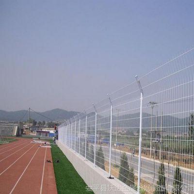 沃达双边护栏网 无框网围栏 金属丝网围栏厂家直销