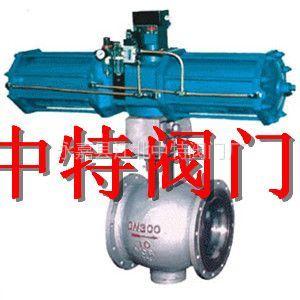 供应供应PBQ640F/H/Y侧装式气动偏心半球阀