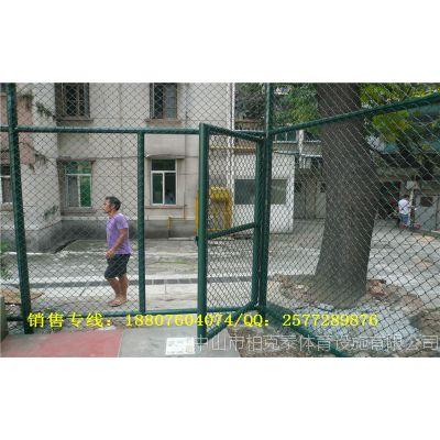 广东中山球场围网厂家,体育场隔离网安装,专业精做