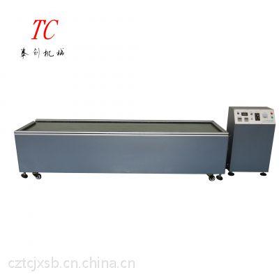 常州泰创机械 供应TC-H250加长型大功率磁力抛光机 汽车配件龙骨抛光去毛刺机