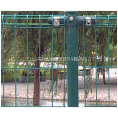 供应双圈护栏网 双边丝护栏网 进货渠道