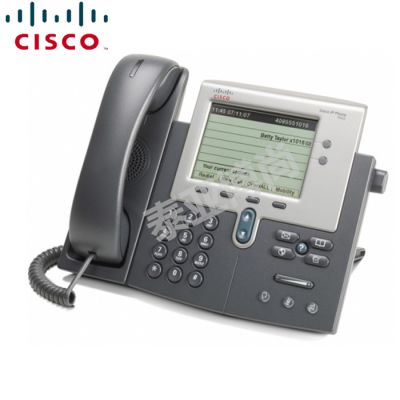 cisco正品行货 CP-8941-K9= 思科IP语音电话机 多功能网络电话