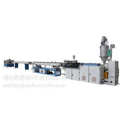 双管PP-R管材机组/一模双出PP-R管材设备/一模双出PP-R管材生产线/双管PP-R管材设备