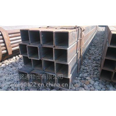 40Cr无缝方管 山东热轧厚壁方管定做厂家