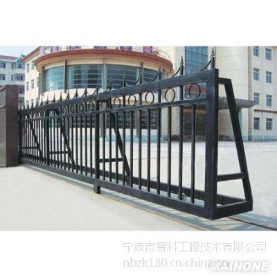 宁波电动铁艺平移门,厂房平移门,不锈钢烤漆平移门