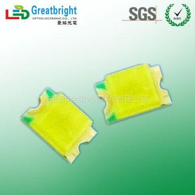 台铭(中国)0805正白机器视觉光源专用LED灯珠选择台湾台铭光电科技