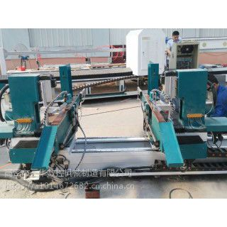 厂家直销华洲数控双端开榫机 公母榫机开榫机 打卯机可定制