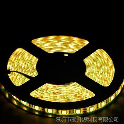 供应厂家直销LED软灯带5050裸版不防水60灯/米