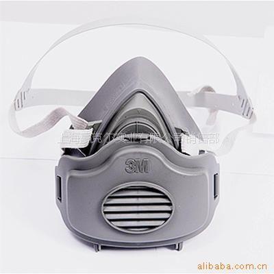 供应3M防尘面具,面罩有效过滤粉尘,适用于矿山、铸造、金属冶炼 粉尘
