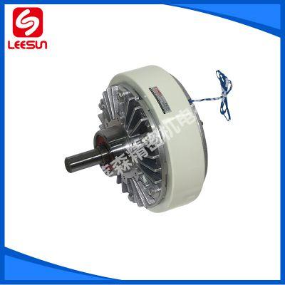 供应台湾利迅leesun突出轴型磁粉式制动器带轴磁粉制动器磁粉刹车器