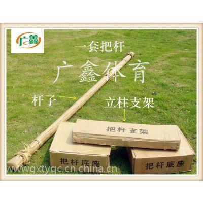 广鑫厂家直销壁挂式舞蹈把杆、 水曲柳木室内舞蹈把杆 、压腿架
