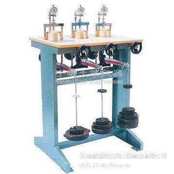 南京宁曦WG型单杠杆三联中低压固结仪-天津智博联仪器