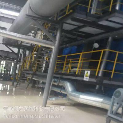 青岛海力新能专业打造节能煤粉锅炉