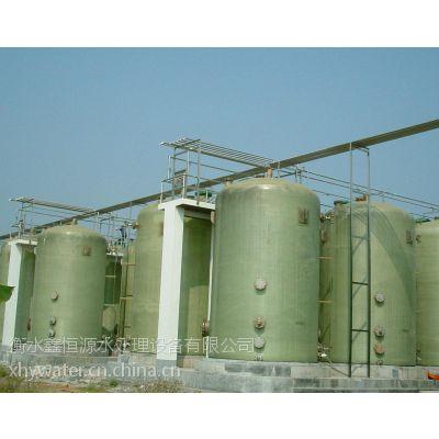 供应立式玻璃钢储罐 化工防腐水罐 河北华强