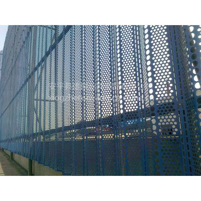 绿色钢板网球场专用网球场专用防风网挡风墙厂家在哪里