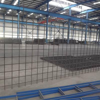沈阳冷轧钢带肋钢筋网片厂家报价 铁路工程隔离栅规格