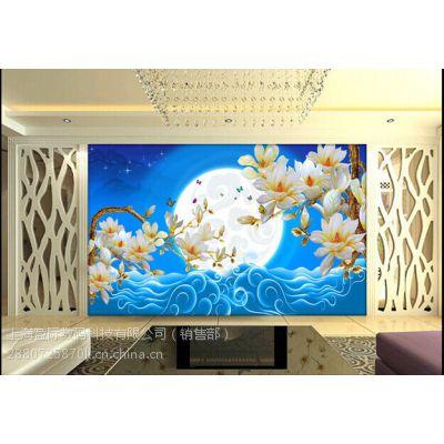 上海供应数码印花机广告喷绘机的厂家