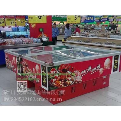 成都冷鲜肉柜直销,自贡鲜肉柜专卖,广汉肉丸冷冻柜