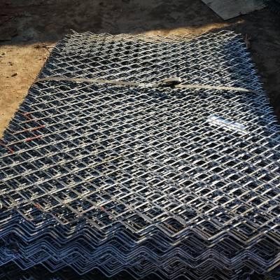 徐州平台踏板钢笆片&亚奇牌菱形孔钢笆片厂家定做【长寿命、高效率】