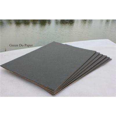 供应黑纸板 多种厚度可生产