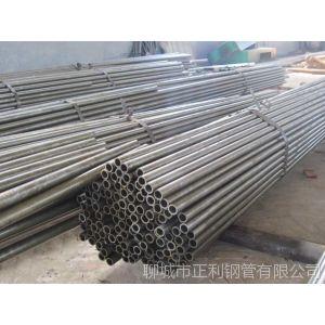 山东精密钢管厂供应光亮无缝精拉钢管