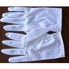 供应防静电手套,条纹手套,劳保手套