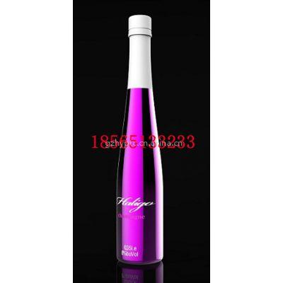 广州玻璃瓶烤漆厂,广州恒誉酒瓶电镀厂,指甲油瓶喷涂厂