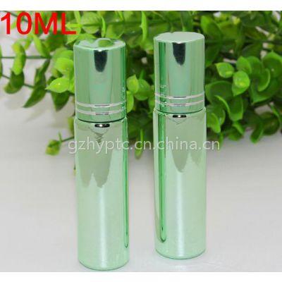 广州恒誉拉管瓶电镀厂,精油瓶喷涂厂,香水瓶喷漆厂