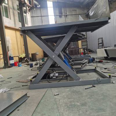 青岛液压升降机 电动液压升降平台 固定式升降台供应商
