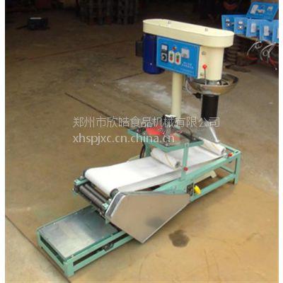 新乡县小型凉皮机,欣皓食品机械(图),厂家直销小型凉皮机