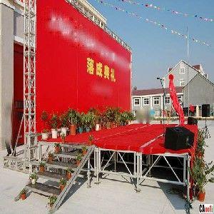 供应南宁舞台租赁公司 提供南宁舞台租赁***实在的价格 专业舞台租赁