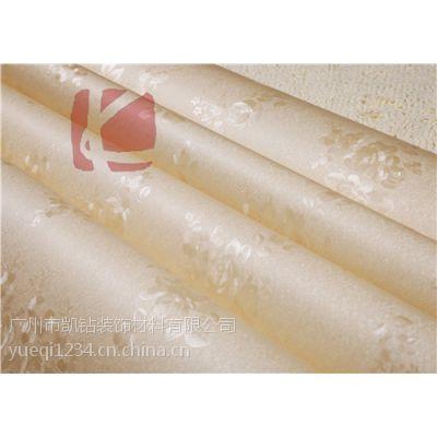 供应广州凯钻个性时尚pvc自粘墙纸壁纸