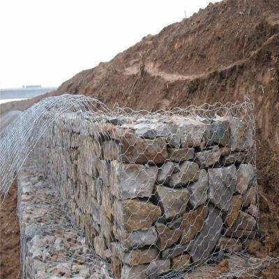 石笼网包塑 石笼网生产 热镀锌格宾网