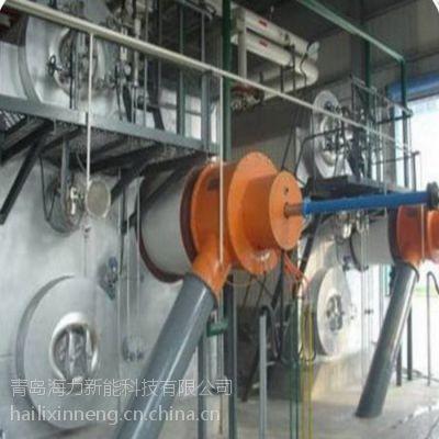 青岛海力新能新型自控环保节能煤粉锅炉推广