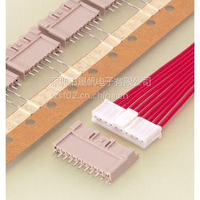 诚信代理 JST 连接器 XHP-6-Y SYM-01T-0.7 原装*** 现货供应